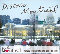 Montreal tourism site