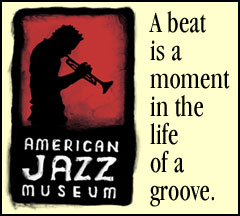 American Jazz Museum ad