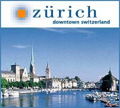Zurich official website