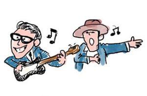 Buddy Holly & Jerry Allison