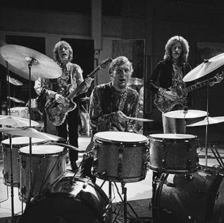Cream band, 1968