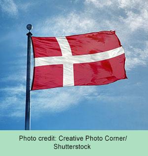 flag of Denamrk