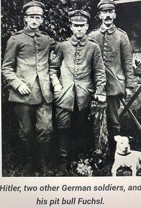 Adolf Hitler in World War 1