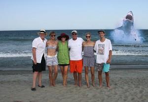 Ed Boitano with Friends