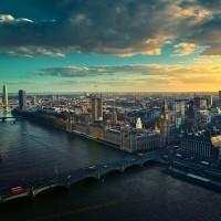 traveling-London