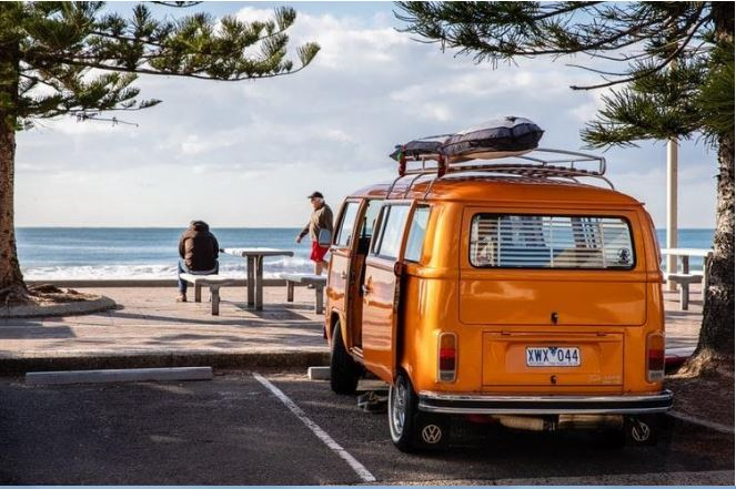 Rent a Campervan