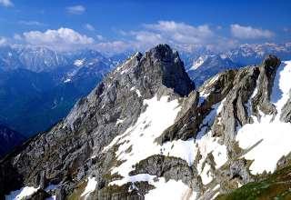 the Karwendel Range