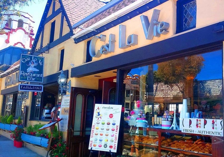 C'est la Vie Restaurant and Bakery