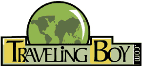 Traveling Boy Logo