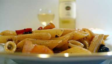 Penne Peppered Pranzo