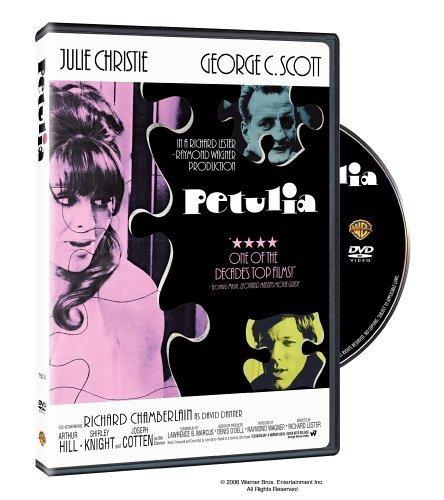 Petulia DVD cover