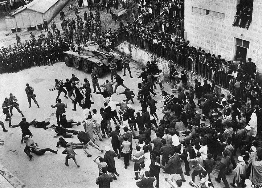 The Battle of Algiers scene 3