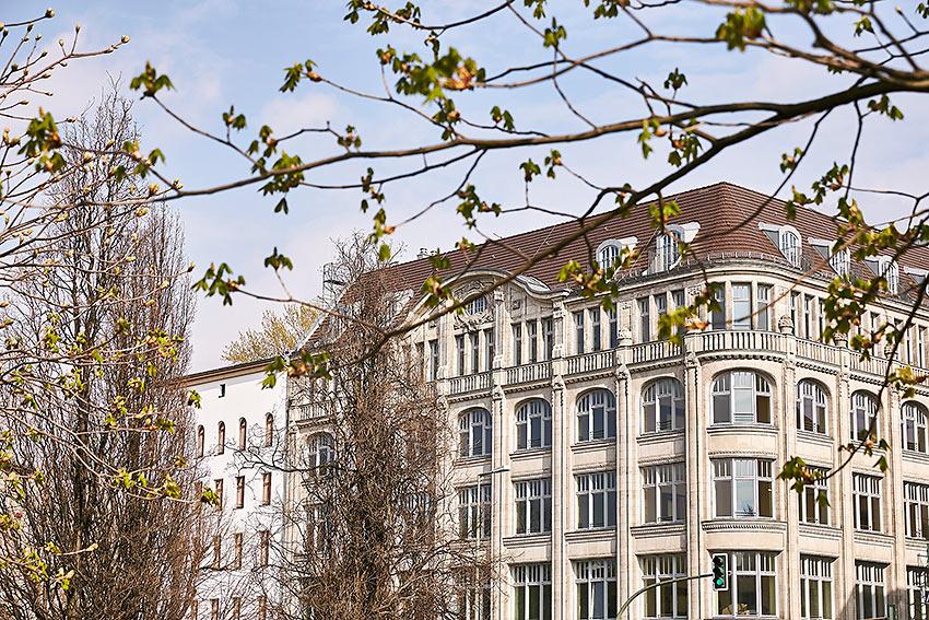 the Hotel Orania.Berlin