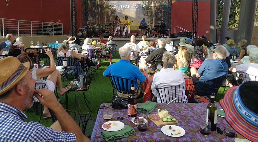 Festival of Arts concert