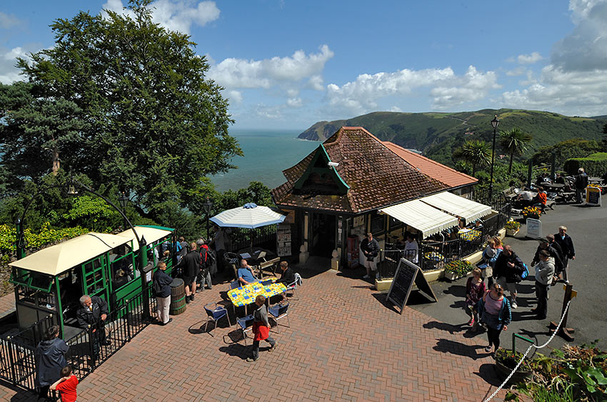 historic cafe serving Cream Tea in the Westcountry