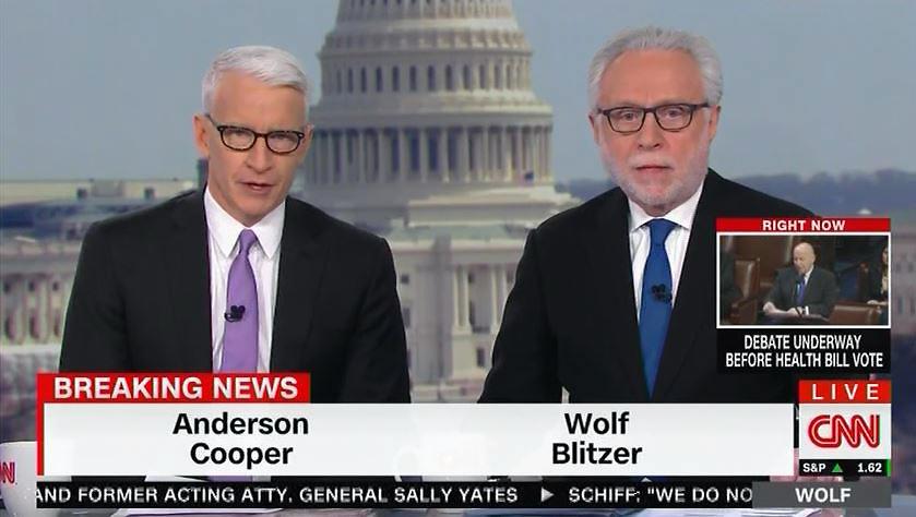 CNN US anchormen