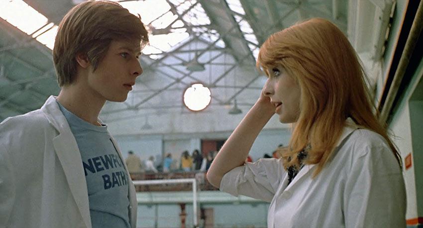Jane Asher and John Moulder-Brown