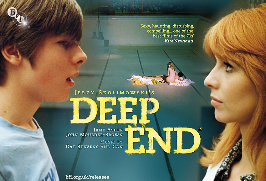 Deep End movie poster