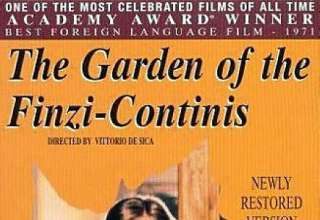 The Garden of the Finzi-Continis movie poster