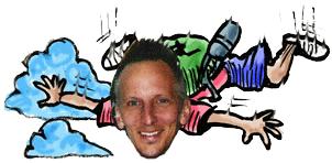 cartoon of Jim