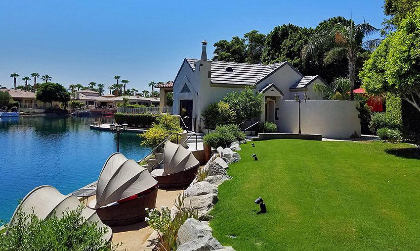 The Chateau at Lake La Quinta