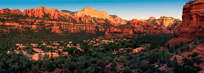Enchantment Resort in Boynton Canyon, Sedona, Arizona