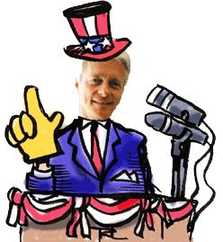cartoon of Terry