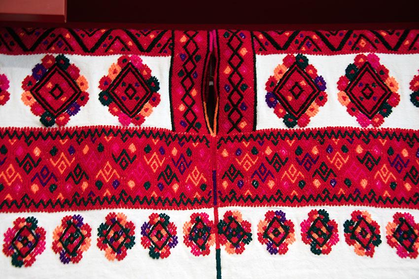 textiles of Tenejapa, Chiapas