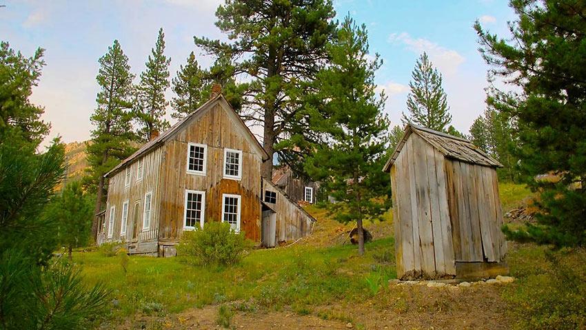 houses near Atlanta, Idaho