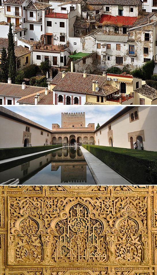 scenes from Granada