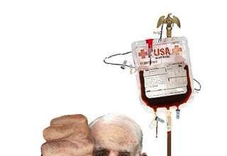 John McCain Votes on Healthcare by Nancy Ohanian