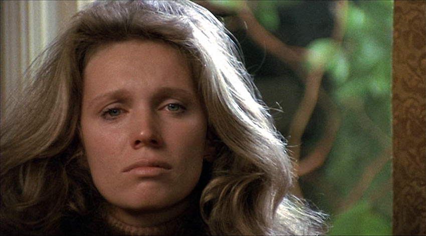 Susan Anspach in a scene from Five Easy Pieces