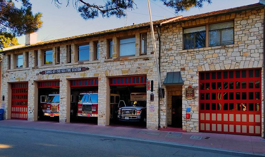 Carmel fire department