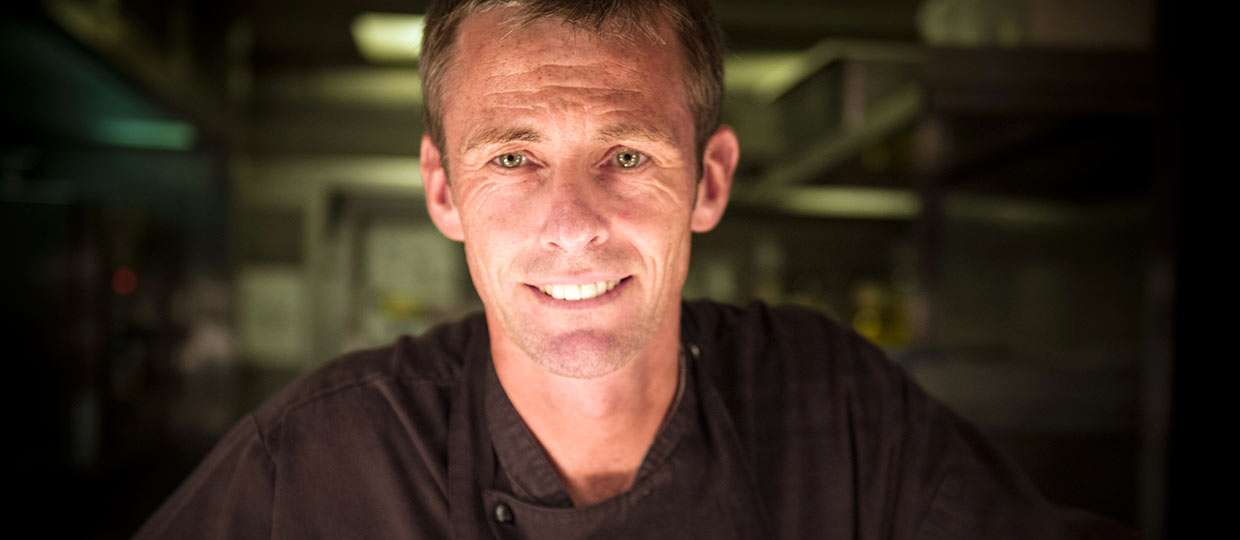 Gary Durrant, Head Chef at The Arch