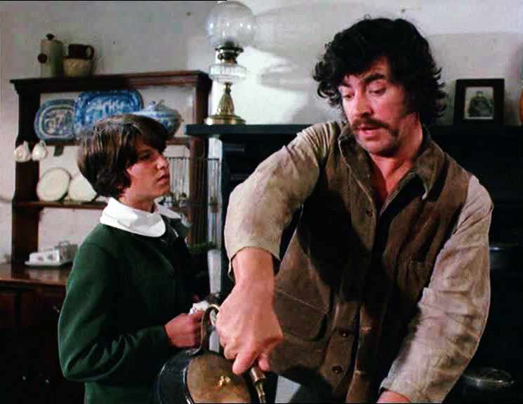 Alan Bates in the movie 'The Go-Between'
