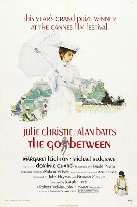 The Go Between movie poster