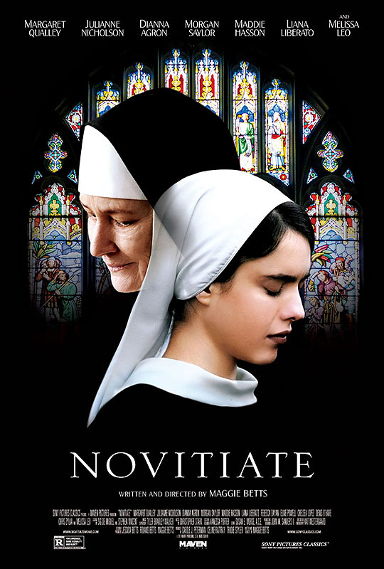 poster for the movie 'Novitiate'