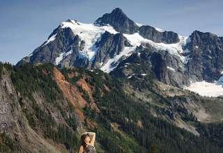 Mount Baker, North Cascades, Washington