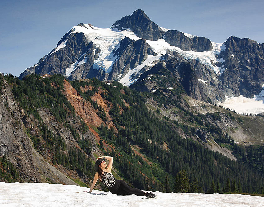 Mount Baker, North Cascades, Washington