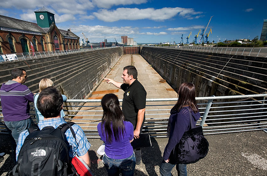 Titanic Tour, Belfast
