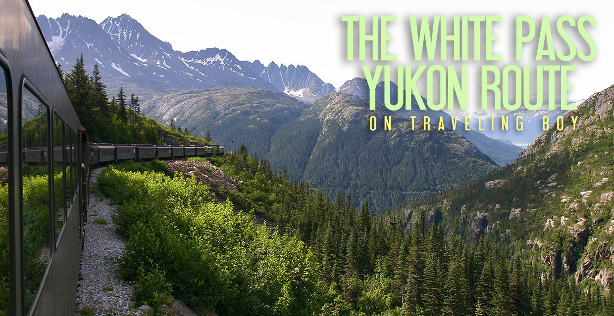 The White Pass-Youkon Route