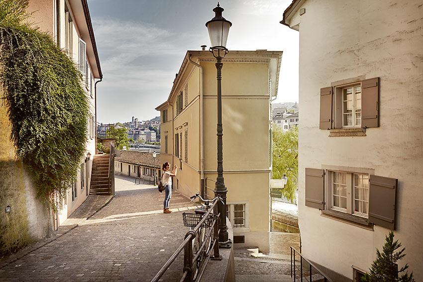 Altstadt Zurich Old Town