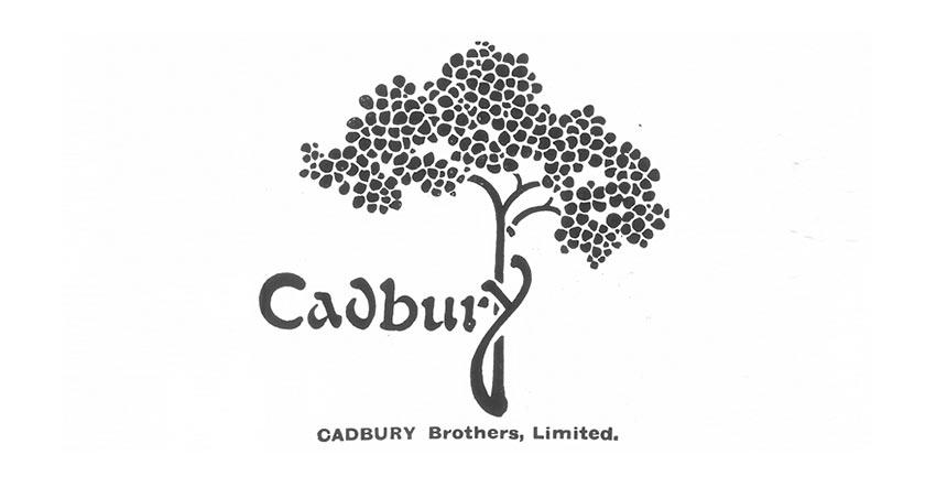 old Cadbury logo
