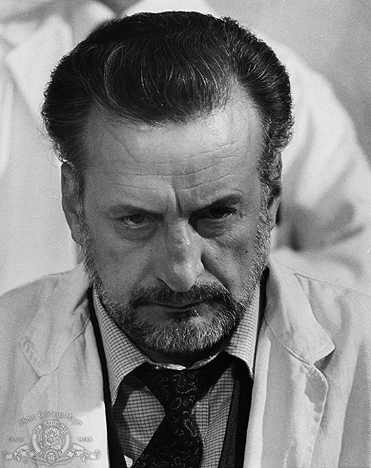 George C. Scott as Dr. Bock