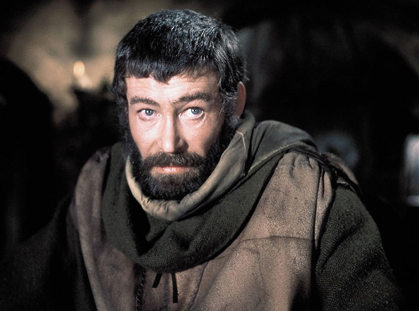Peter O'Toole in The Lion in Winter