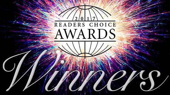 Travel Weekly honors of 2017 winners