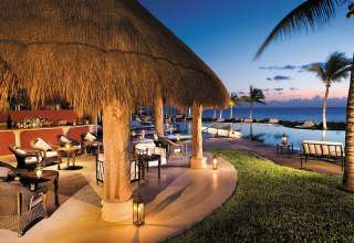 Zoetry Riviera Maya beach resort