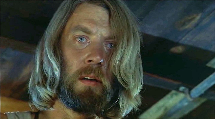Donald Sutherland in Johnny Got His Gun