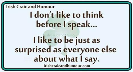 Irish Craic