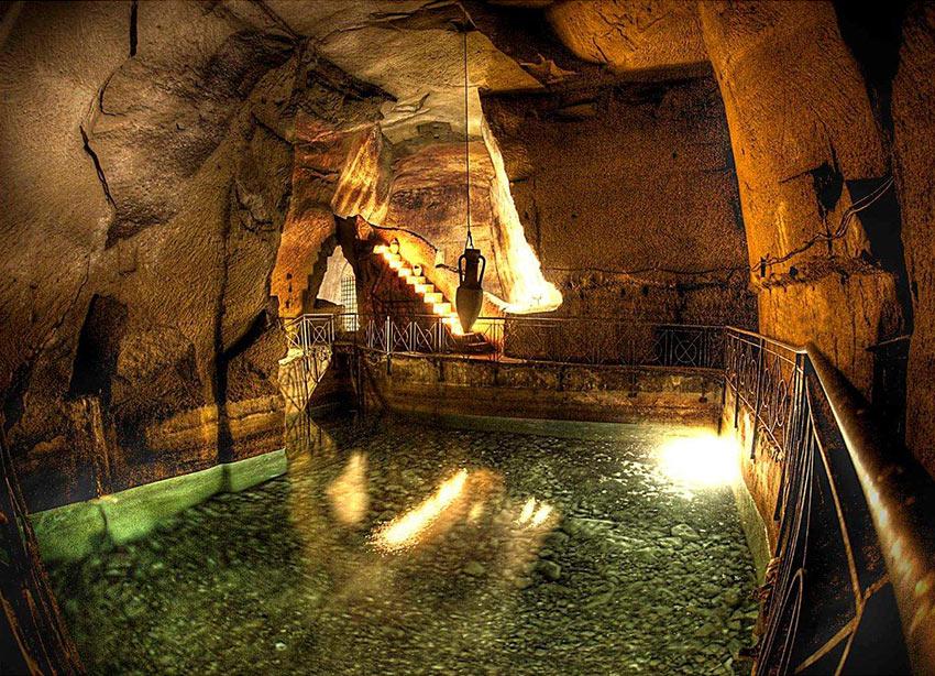 Napoli Sotterranea (Naples Underground) at the Historic Center of Naples